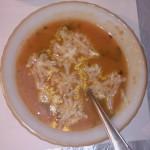Nohutlu Domates Çorbası