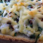 Peynirli Kızarmış Ekmek